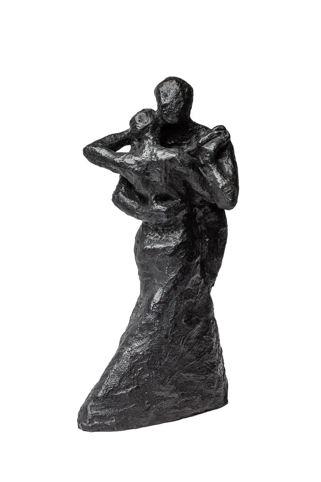 IMG Sculpture Anne De Mol Bronze Alexia Werrie Gallery Art in a House Tervuren Brussels
