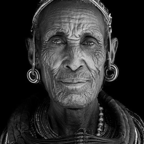Rendille woman, Kenya, 2013