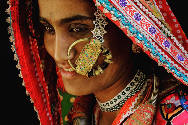 Faces of India - Gujarat