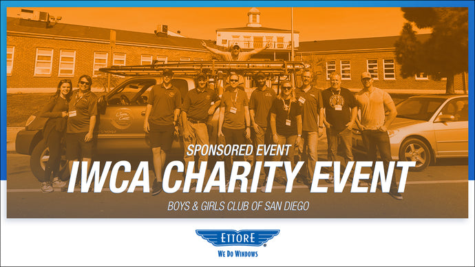 Charity Window Cleaning Event @ San Diego Boys & Girls Club