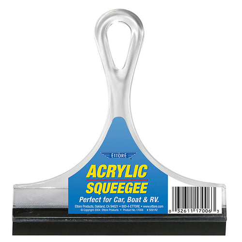 Acrylic Squeegee, 6 Inch