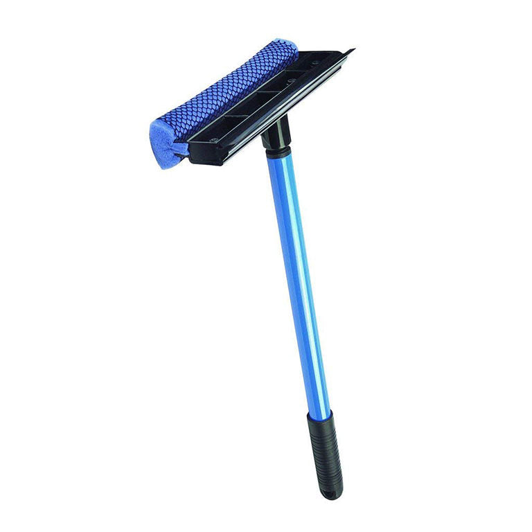 Auto Squeegee Scrubber