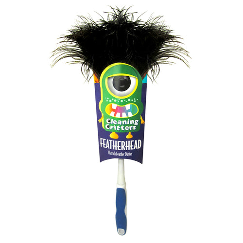FEATHERHEAD Ostrich Duster