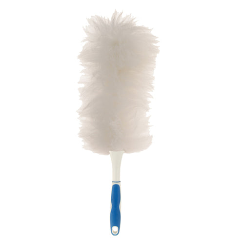 Lambswool Duster with Ergonomic Handle, 12 Inch
