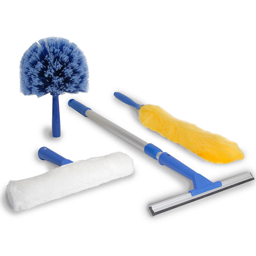 REACH Window Cleaning Kit & Dusting Kit