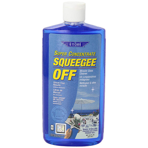 Squeegee-Off Window Cleaning Soap, 16 oz.
