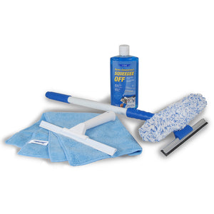 Total Glass Care Kit