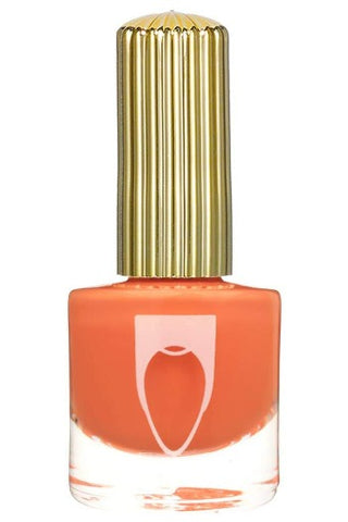 Bikini Coral - Neon Orange Red Nail Polish