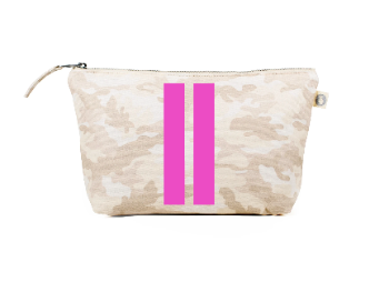 CLUTCH BAG: BLUSH CAMO