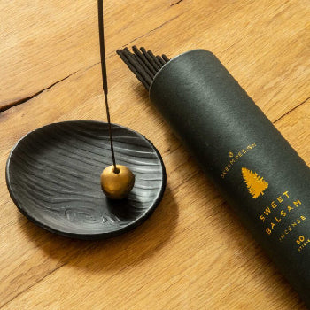 Sweet Balsam Incense Burner