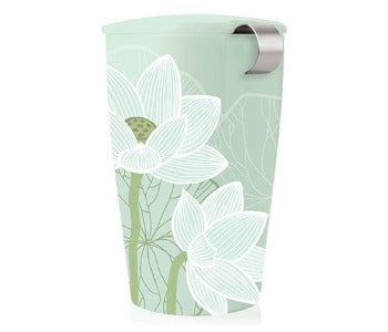 KATI® STEEPING CUP & INFUSER LOTUS