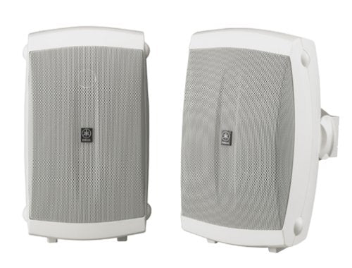 Yamaha NS‑AW150 2‑Way Outdoor Speaker ‑ Pair ‑ White