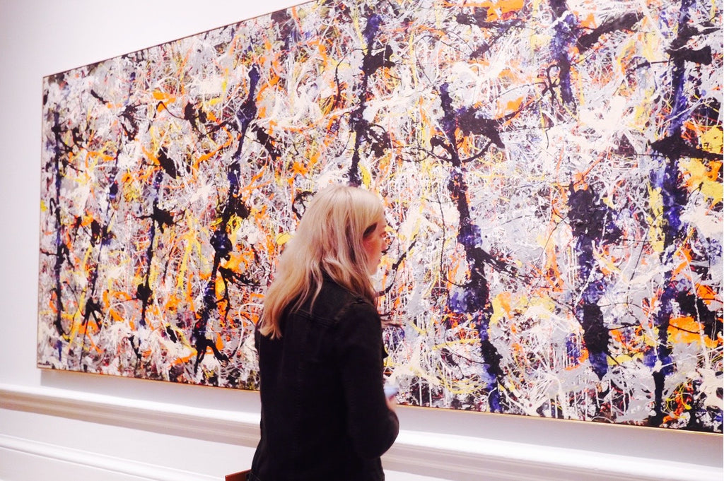 Where Did Abstract Art Began