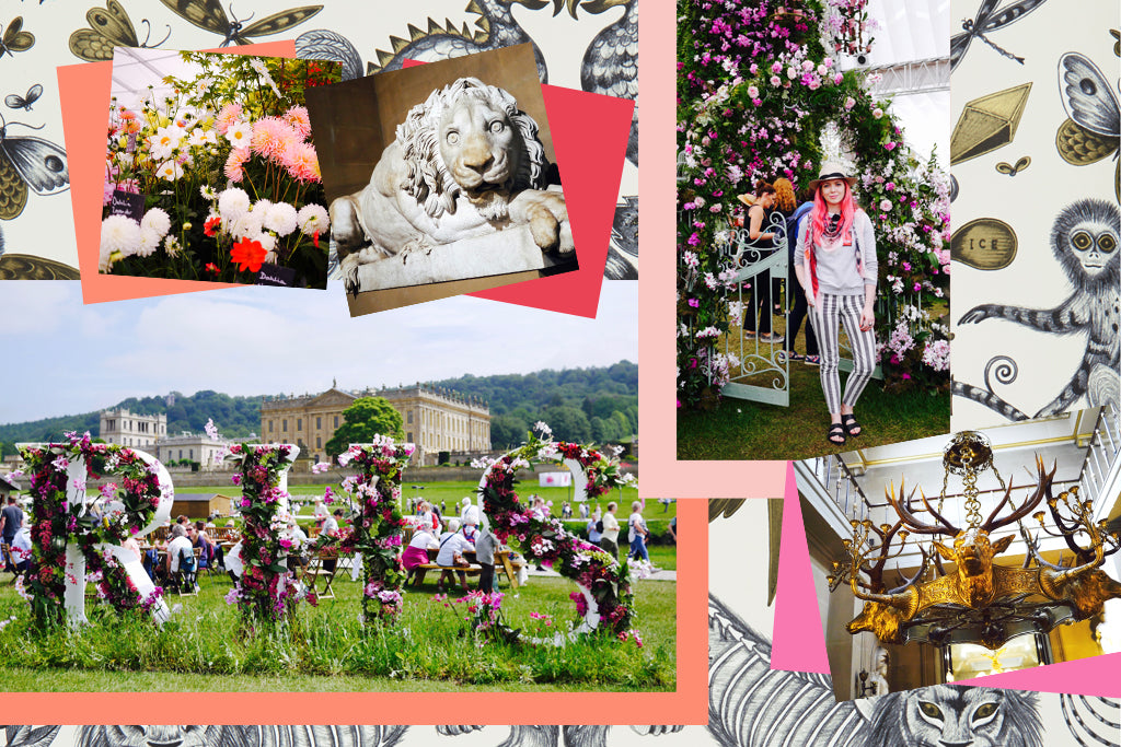 Explore RHS Chatsworth Flower Show with us    – Emma J Shipley