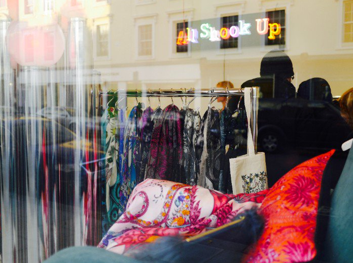 We loved the buzzing environment of Notting Hill for out latest pop-up.