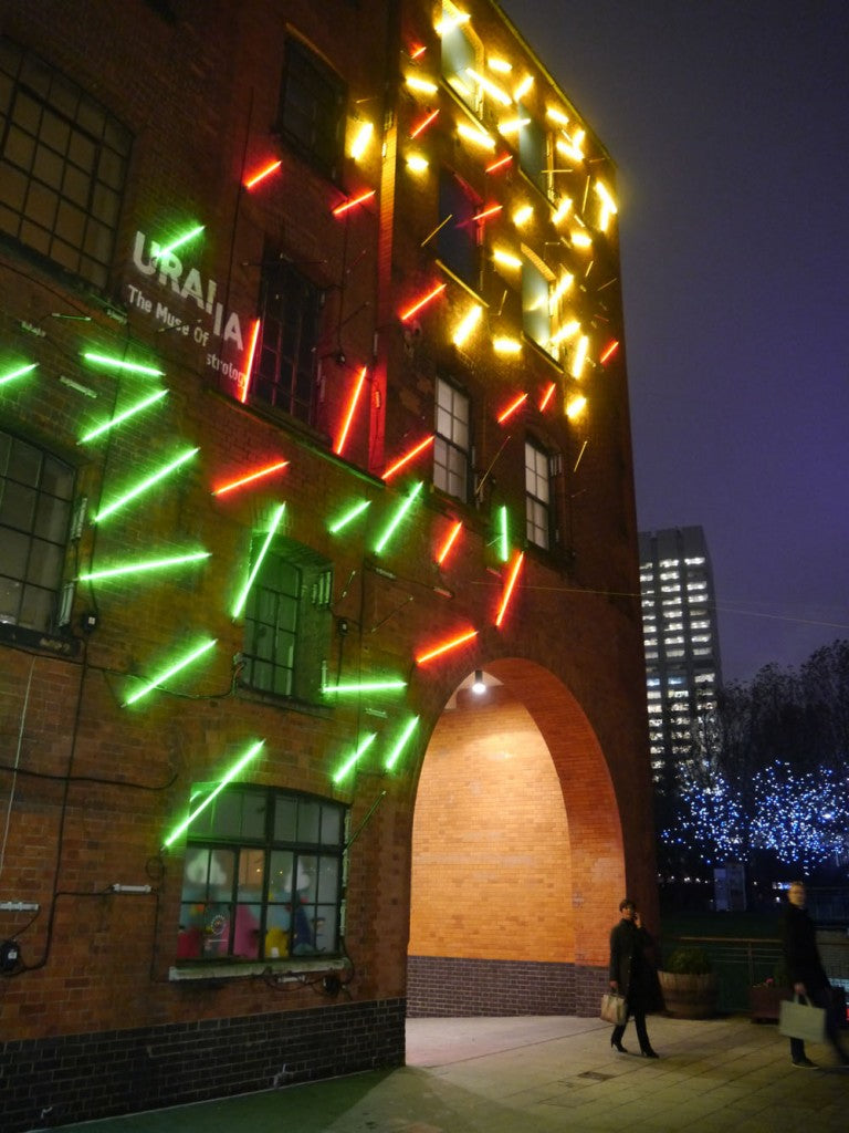 Emma J Shipley Philip Pullman's Grimm Tales Bargehouse Oxo Tower Wharf