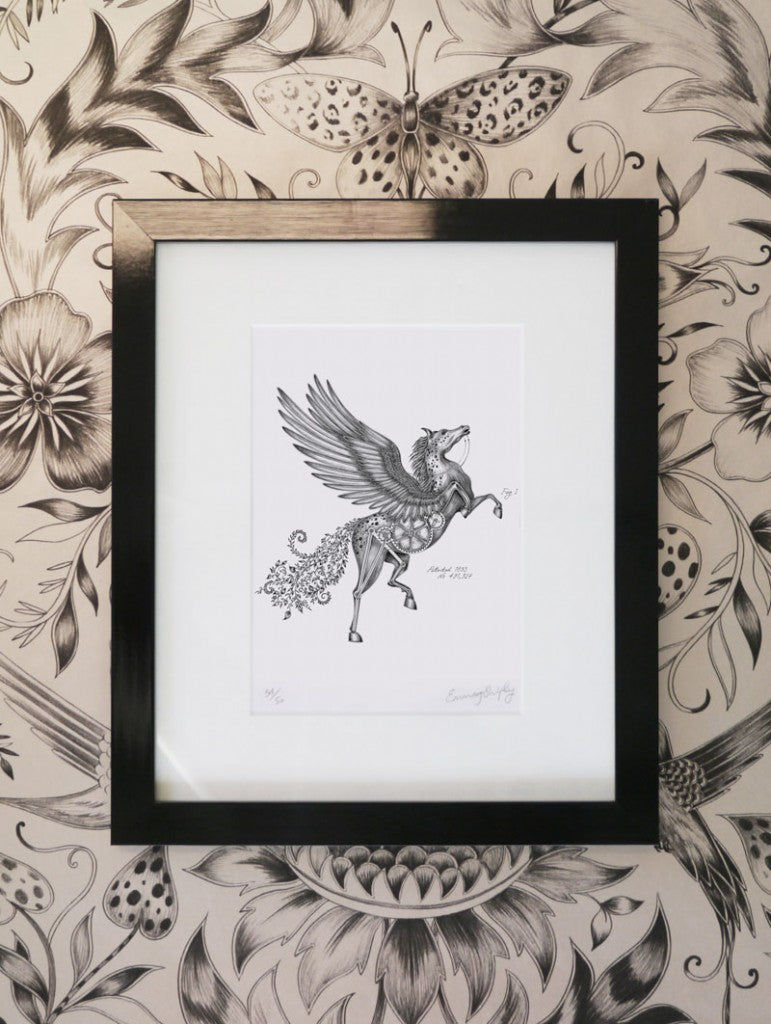 Emma J Shipley Aesop Collection Limited Edition Print