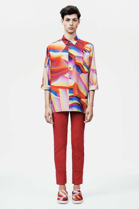 emma j shipley christopher kane london mens collections