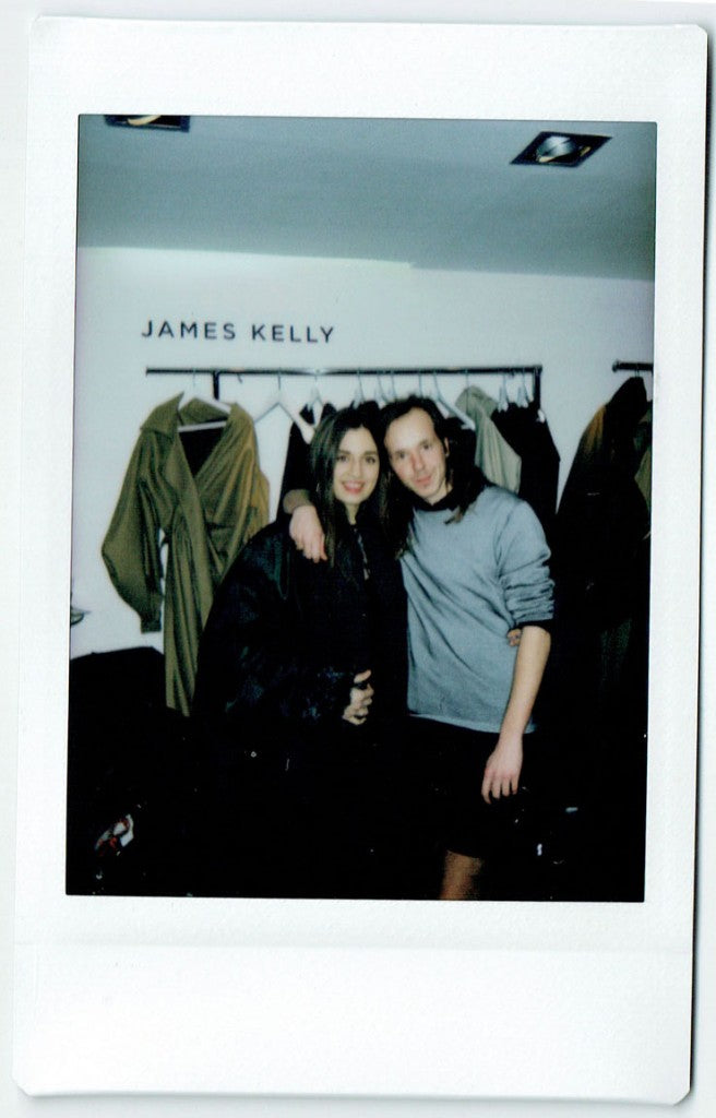 Emma J Shipley Paris James Kelly