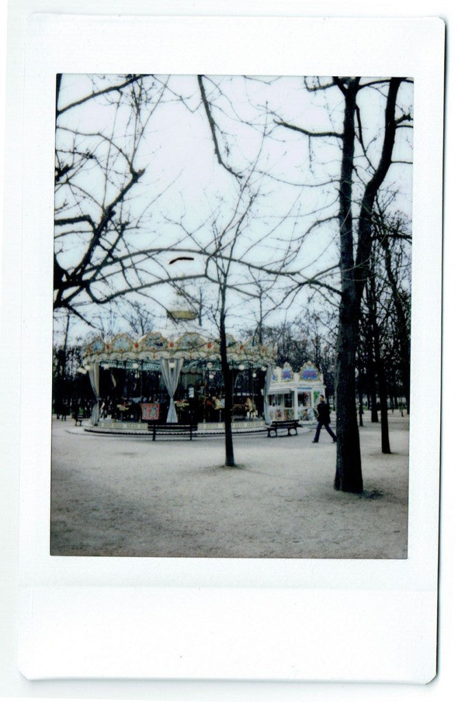 Emma J Shipley Paris Tuileries