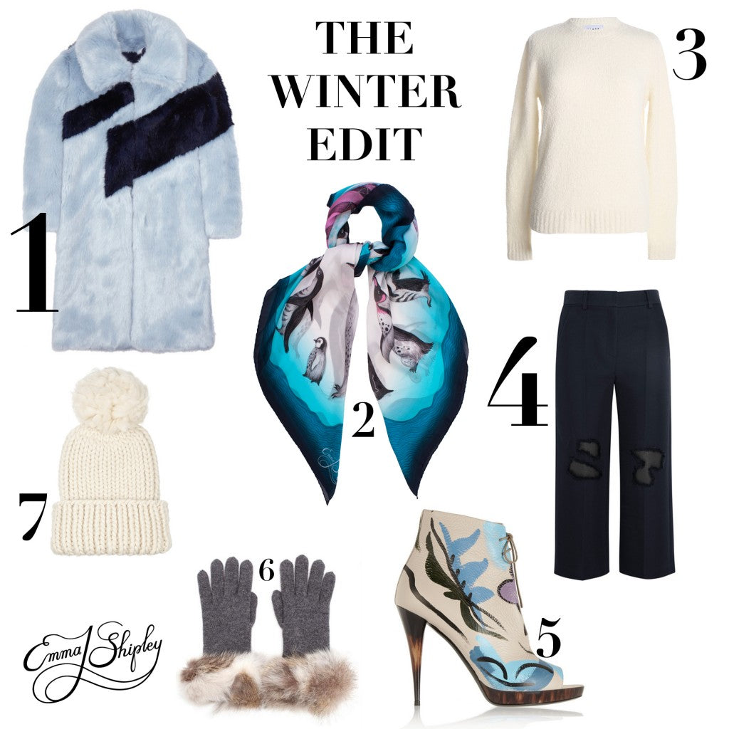 Emma J Shipley Christmas Guide Winter Style Edit
