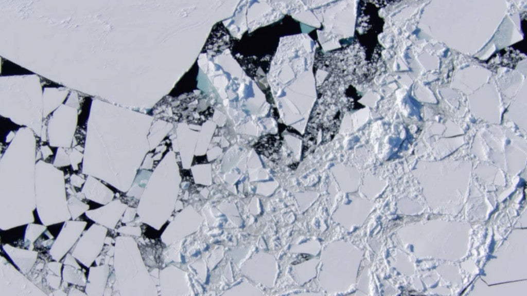 emma j shipley polar inspiration cracked ice