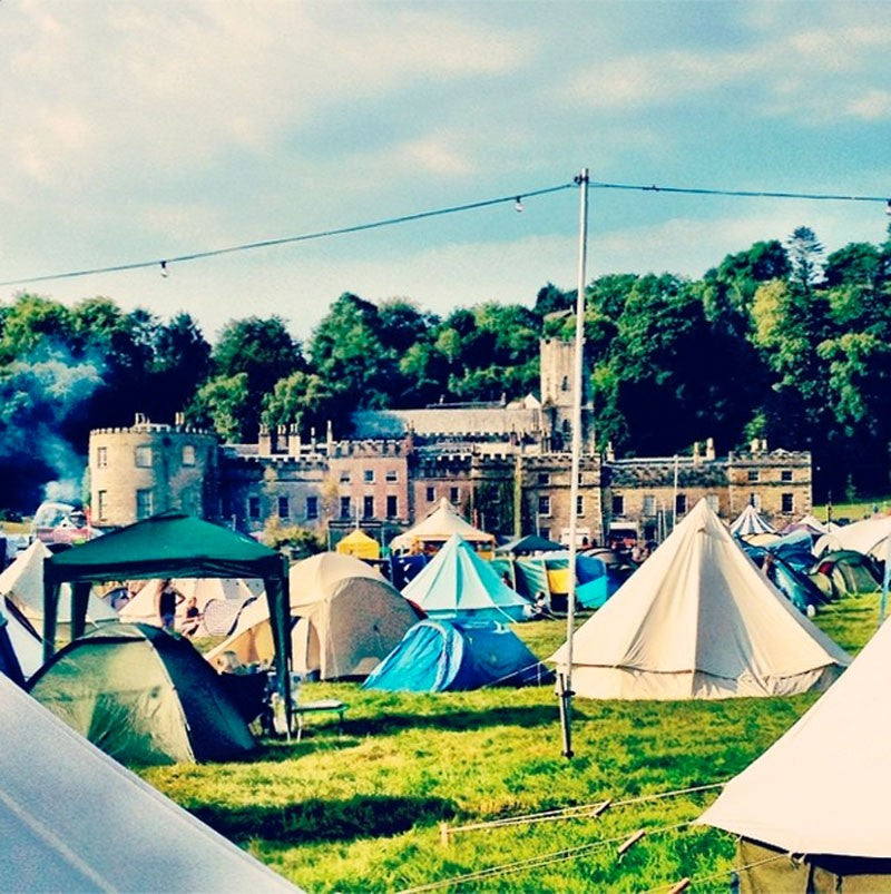 Port Eliot campsite 3
