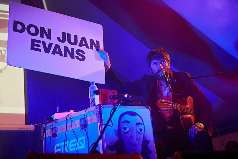 Don Juan Evans Port Eliot Festival