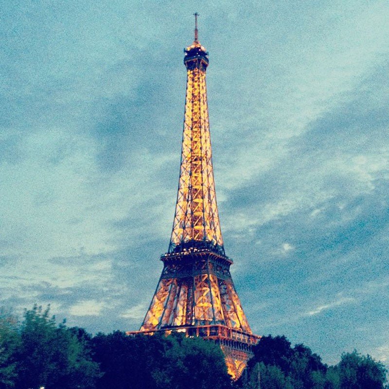 Emma J Shipley Eiffel Tower Paris