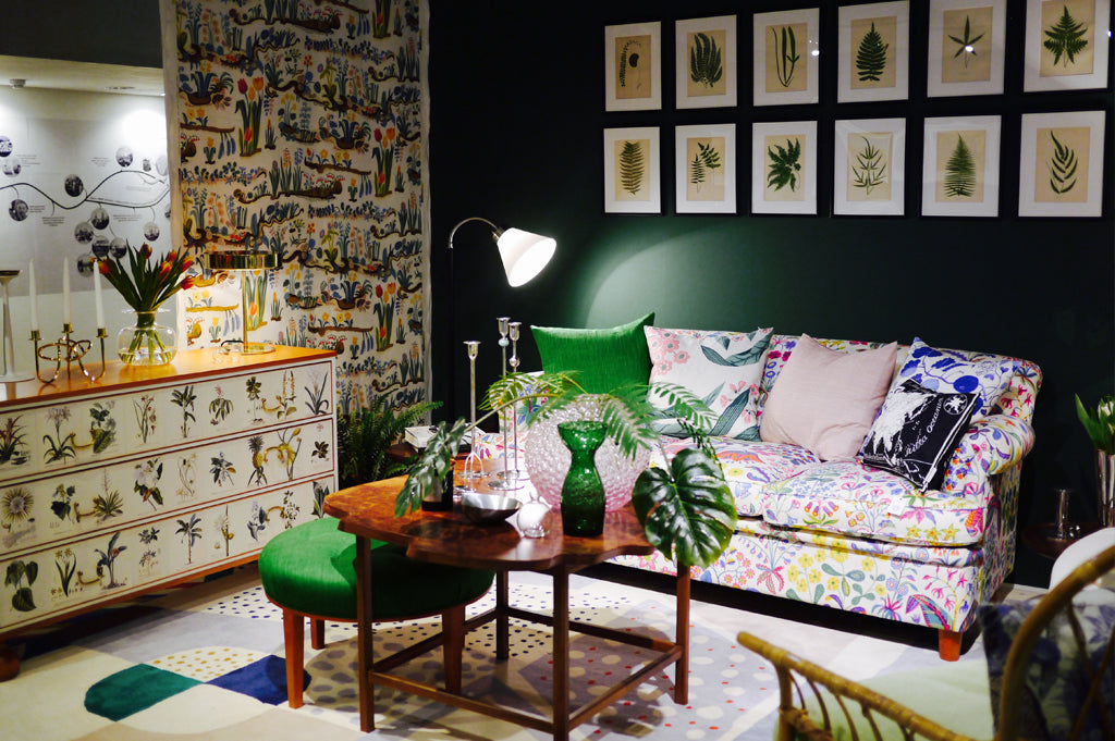 Bold, Beautiful And Blossoming   The Stunning Work Of Josef Frank  (1885 1967) Is Now Being Displayed At The Fashion And Textile Museum, In  The First Ever UK ...