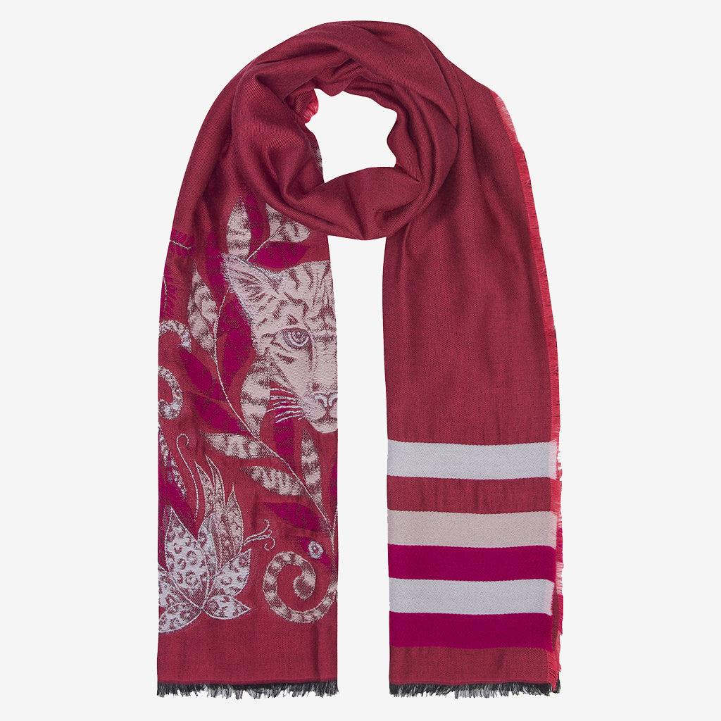 Amazon Jacquard Scarf