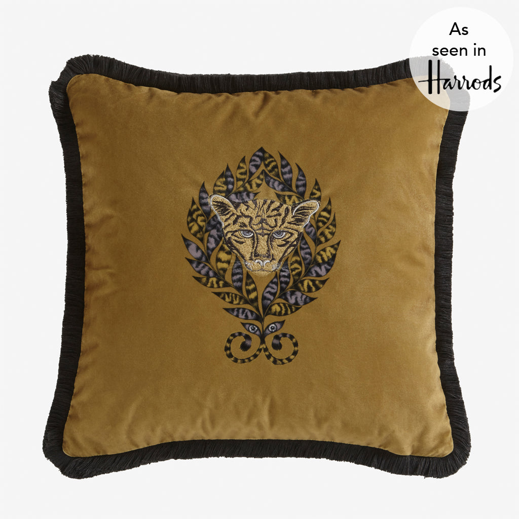 *PRE-ORDER* Amazon Velvet Cushion