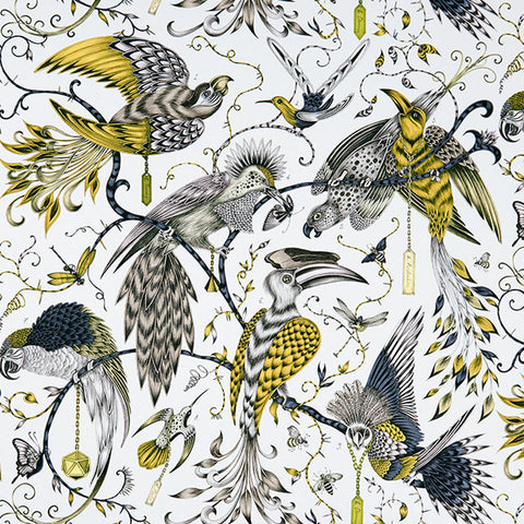 Audubon Cotton Satin Fabric