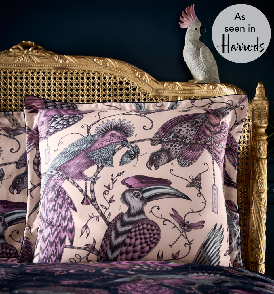 *PRE ORDER* Audubon Square Pillowcase - Single