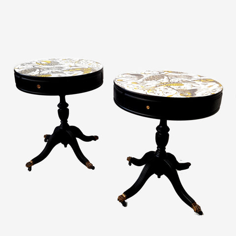 Audubon Side Tables Set of 2