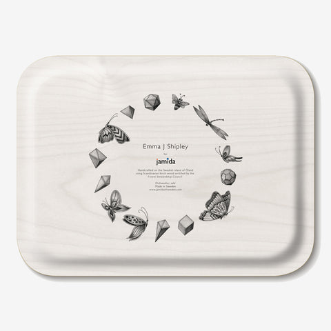 Rousseau Tray - Small