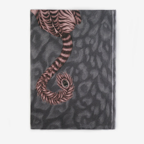 Tigris Silk Notebook - Unlined