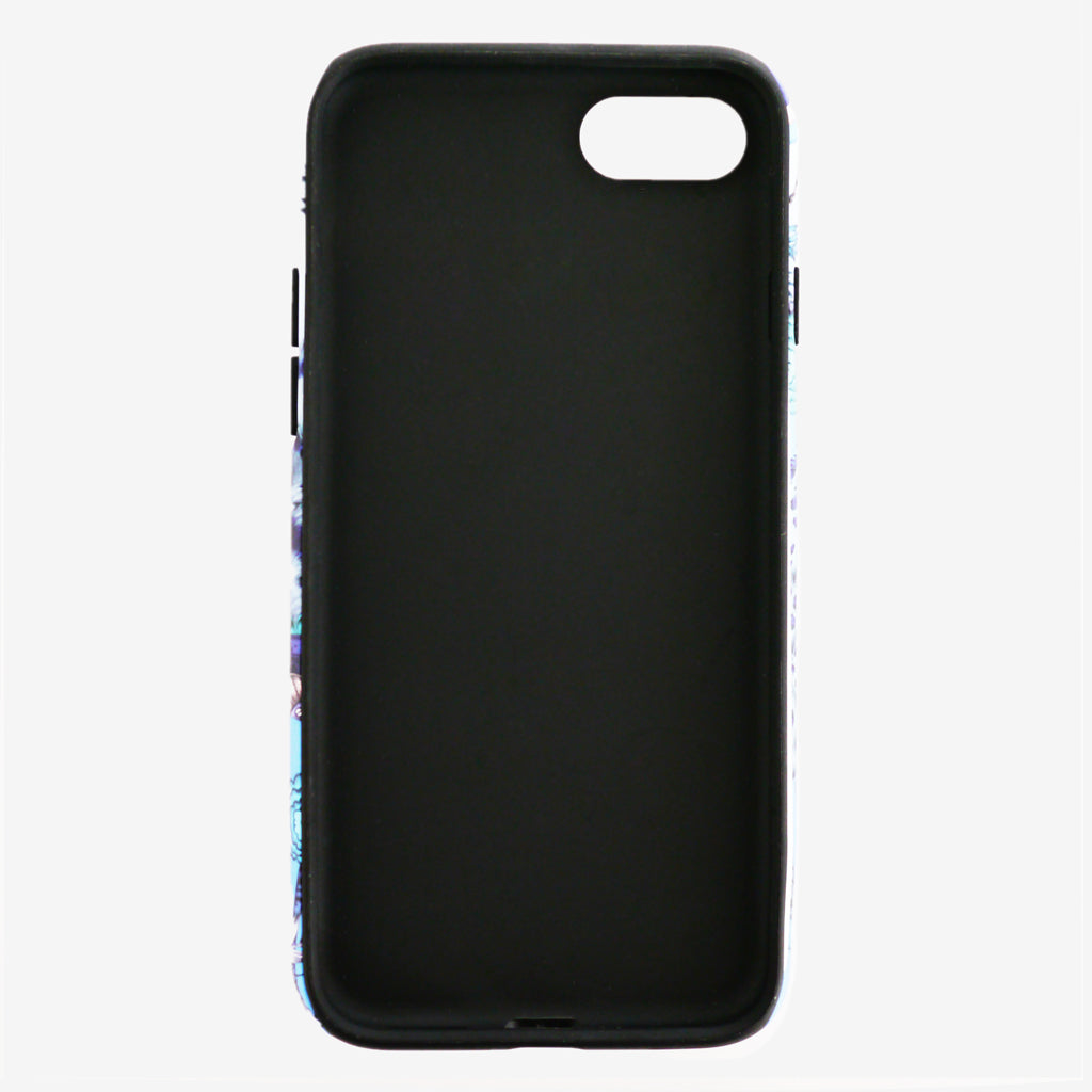 This matte finish phone case is designed by Emma J Shipley