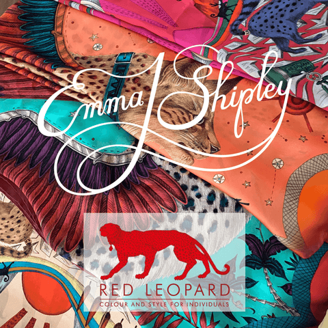 Red Leopard Colour Guide - Free Download