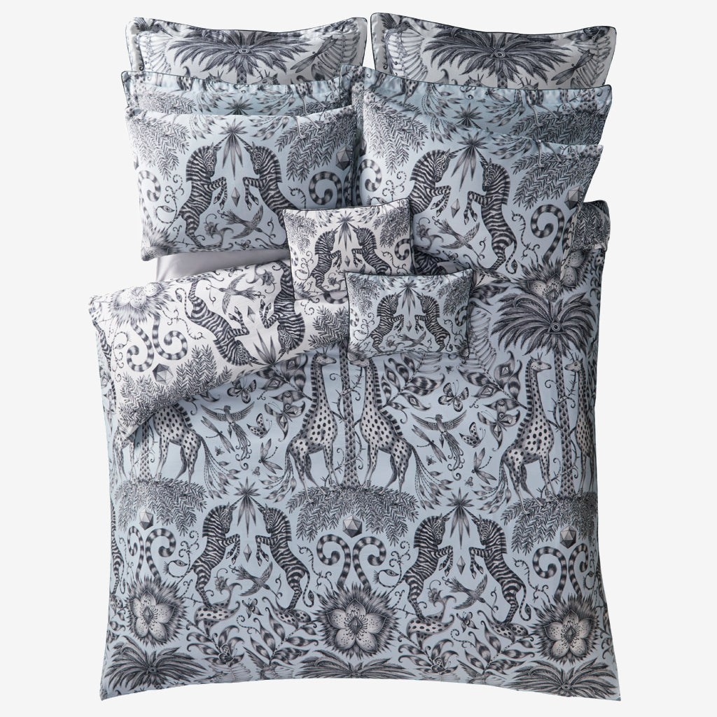 Kruger Square Pillowcase - Single