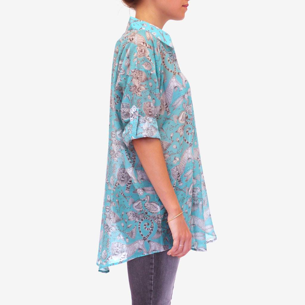 Extinct Oversize Shirt
