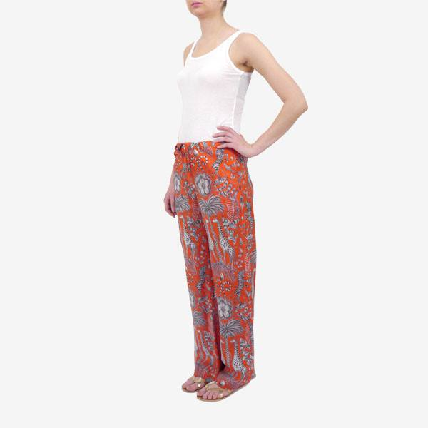 Kruger Silk Trousers