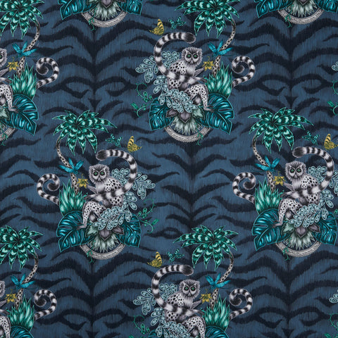 Lemur Cotton Satin Fabric