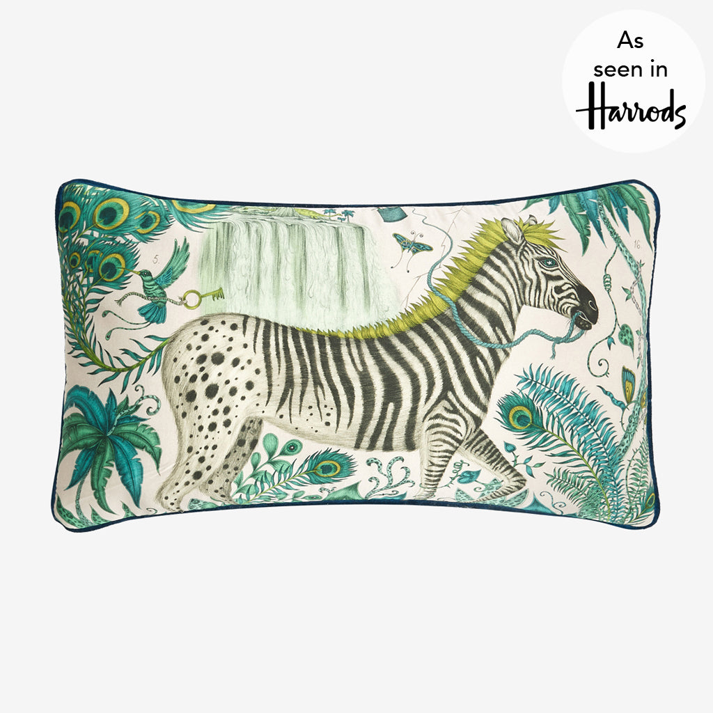 Lost World Double Bolster Cushion