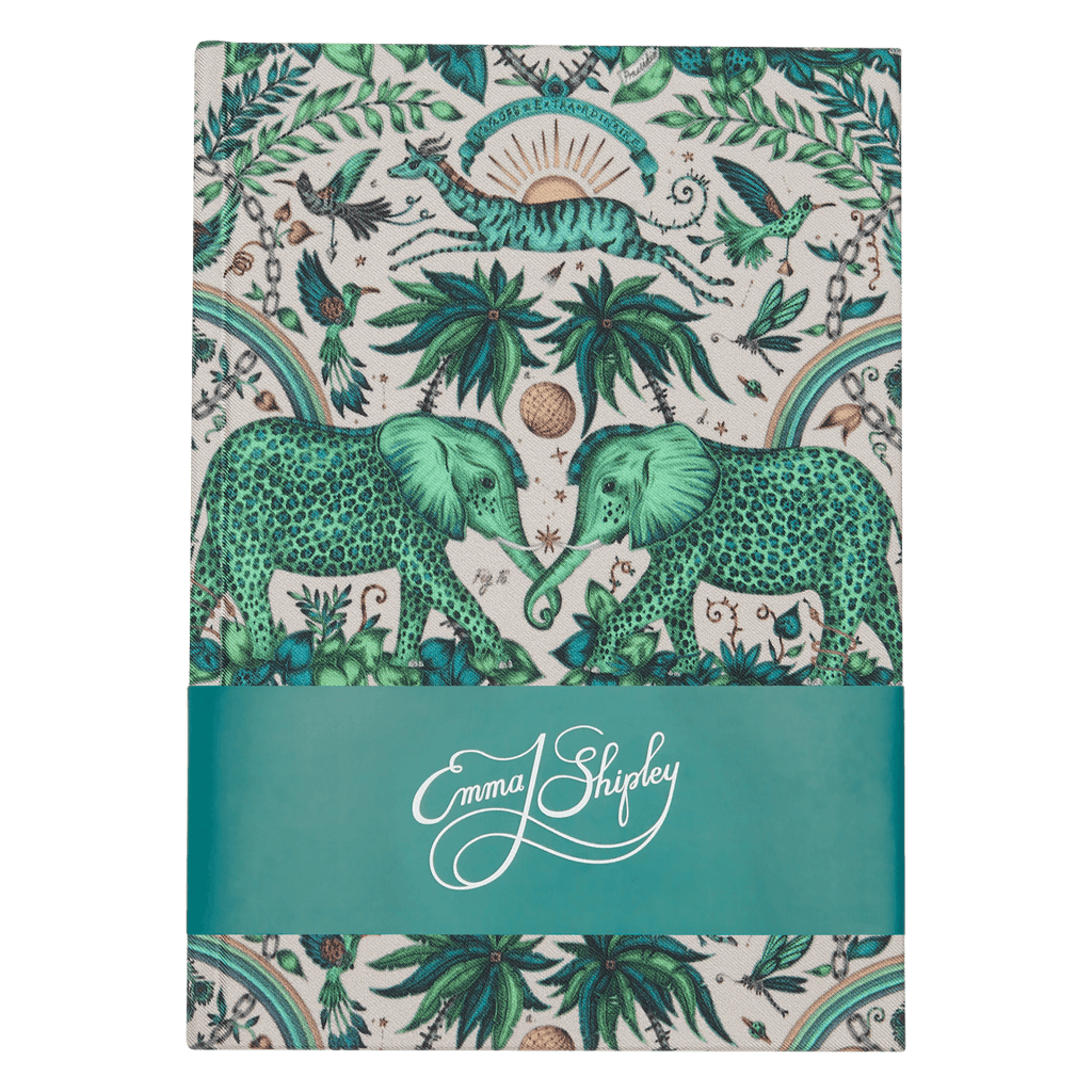 Zambezi Silk Notebook