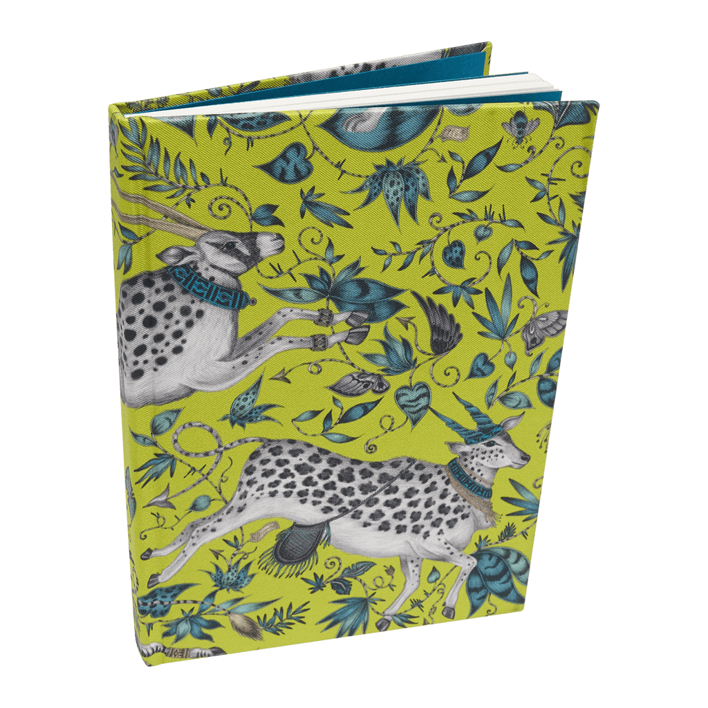 Protea Silk Notebook
