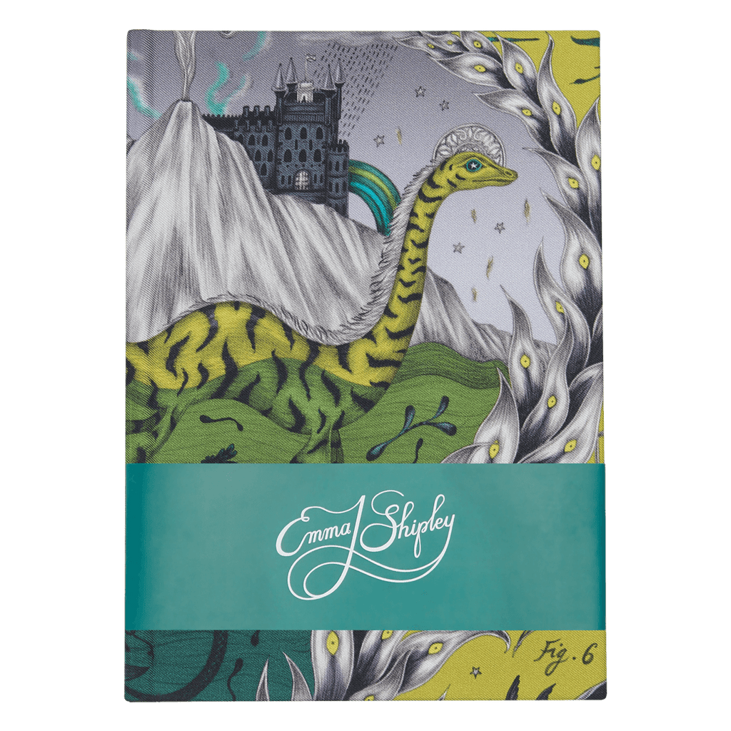 Highlandia Silk Notebook