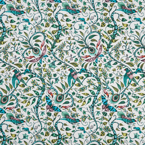 Rousseau Cotton Satin Fabric