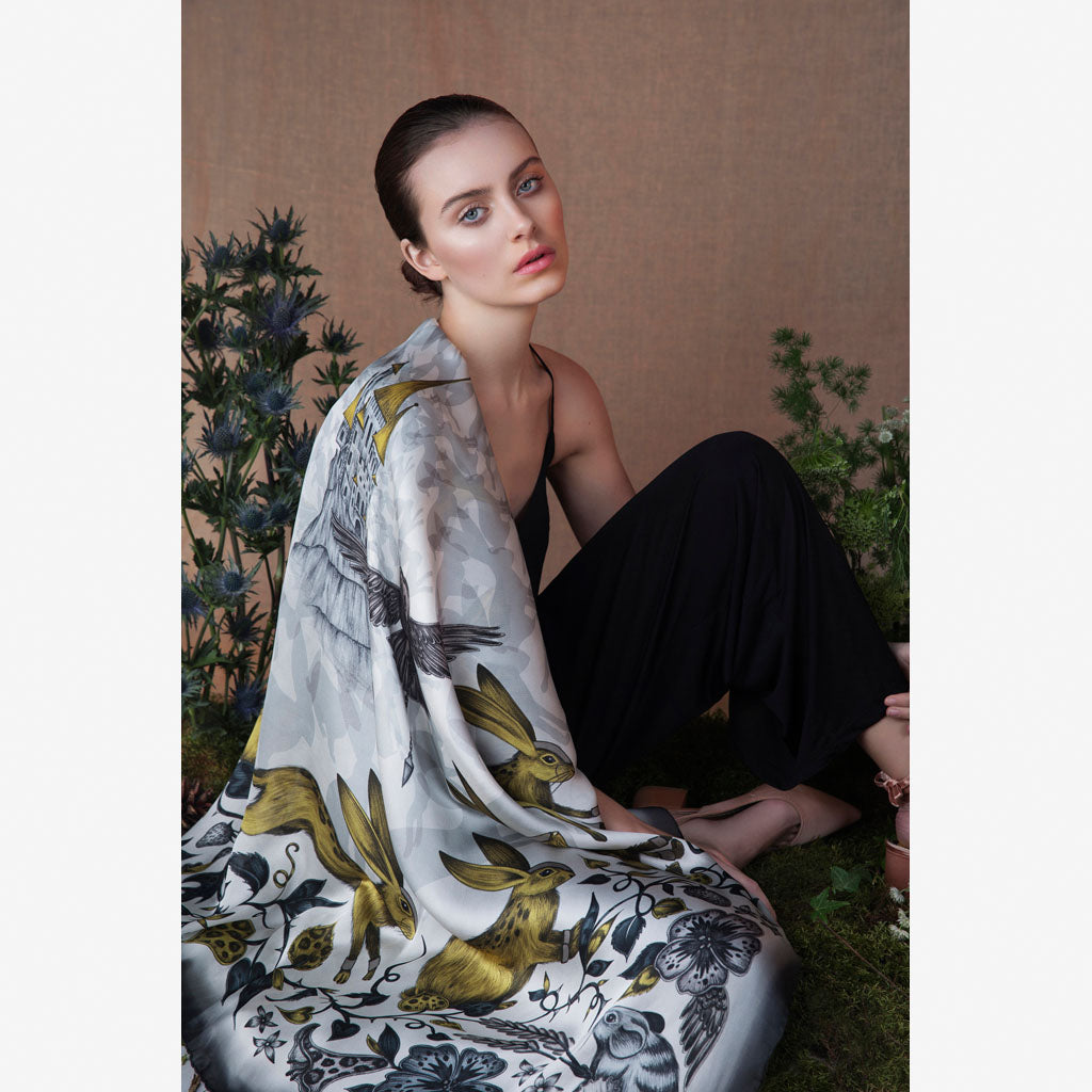 Beautiful campaign imagery of our Fables collection