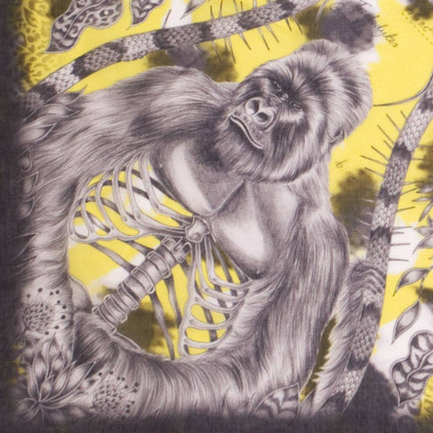 Silverback Cotton Neckerchief